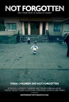 Not Forgotten online