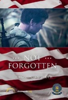 Not Forgotten online free