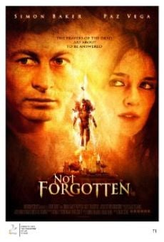 Not Forgotten on-line gratuito