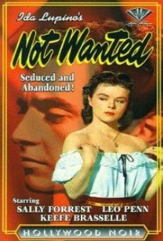 Not Wanted on-line gratuito