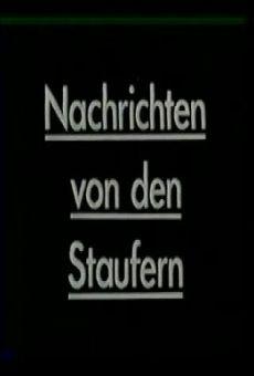 Ver película Noticias de los Staufer