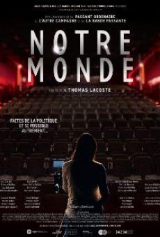 Ver película Notre monde