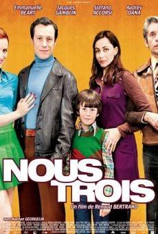 Ver película Nous trois