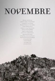 Película: Novembre
