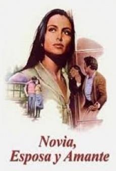 Ver película Novia, esposa y amante