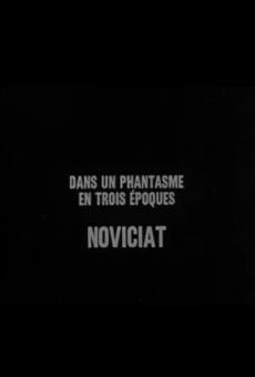 Ver película Noviciat