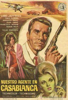 Ver película Nuestro agente en Casablanca