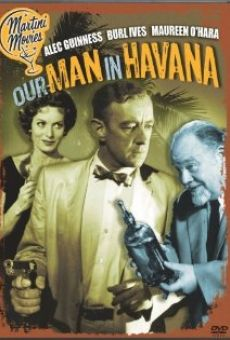 Our Man in Havana on-line gratuito