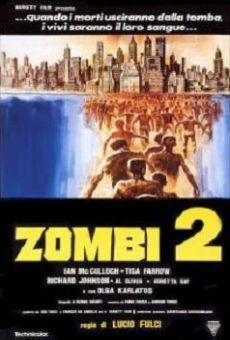 Película: Nueva York bajo el terror de los zombies