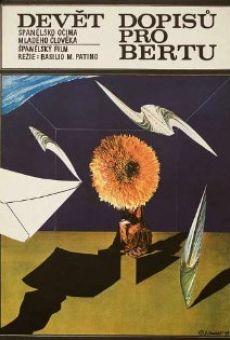 Ver película Nueve cartas a Berta
