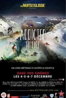 Ver película Nuit de la Glisse: Addicted to Life