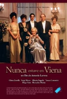 Ver película Nunca estuve en Viena