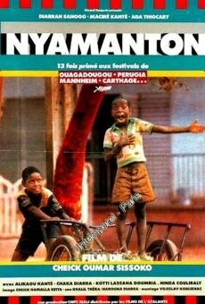 Ver película Nyamanton