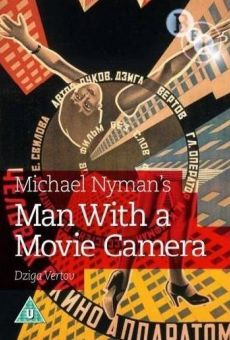 NYman with a Movie Camera on-line gratuito