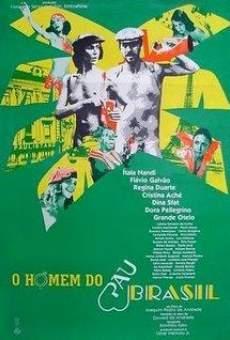 O Homem do Pau-Brasil on-line gratuito