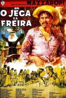 Ver película O Jeca e a Freira