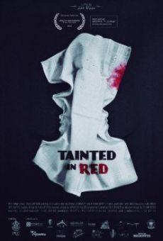 Ver película O Lenço Manchado de Vermelho