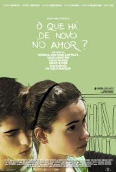 Ver película O que Há de Novo no Amor?