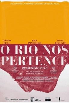 Ver película O Rio nos Pertence!