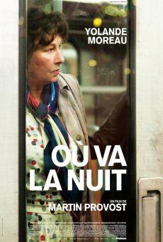 Ver película Où va la nuit