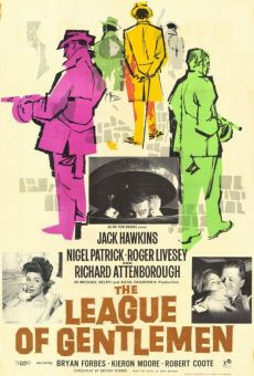 The League of Gentlemen on-line gratuito