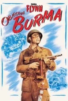Película: Objetivo: Birmania