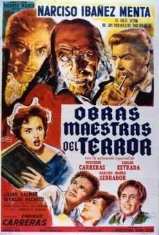 Película: Obras maestras del terror