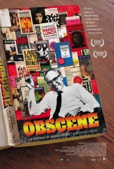 Ver película Obscene