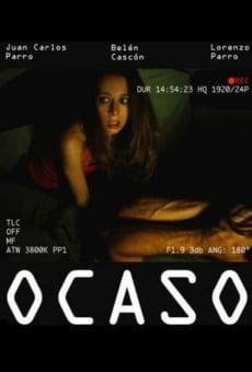 Ver película Ocaso
