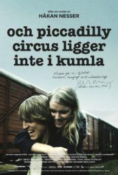 Och Piccadilly Circus ligger inte i Kumla on-line gratuito