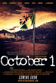 Ver película October 1