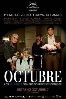 Ver película Octubre