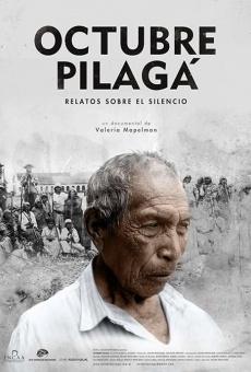 Octubre Pilagá, relatos sobre el silencio gratis