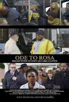 Watch Ode to Rosa online stream