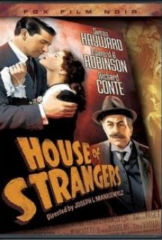 House of Strangers on-line gratuito