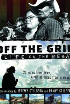 Off the Grid: Life on the Mesa online kostenlos