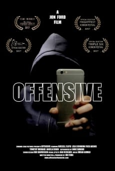 Offensive online streaming
