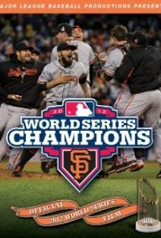 Película: Official 2012 World Series Film