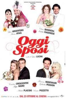 Ver película Oggi sposi