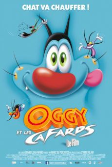 Oggy et les Cafards: Le film on-line gratuito
