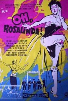 Oh, Rosalinda! en ligne gratuit