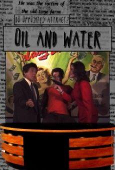 Ver película Oil & Water