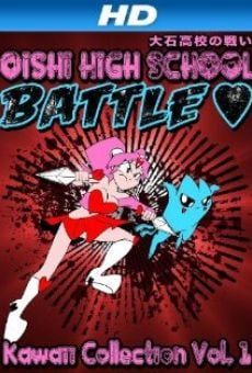 Ver película Oishi High School Battle: Kawaii Collection Vol. 1