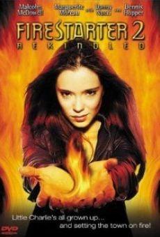 Ver película Ojos de fuego 2