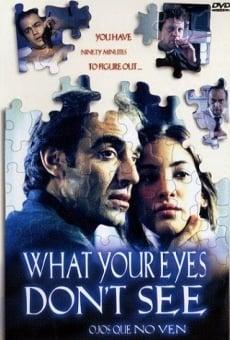 Ver película Ojos que no ven