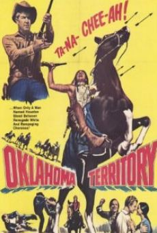 Ver película Oklahoma Territory