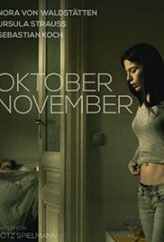 Oktober November online free