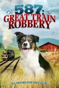 Antiguo nº 587: El gran robo del tren