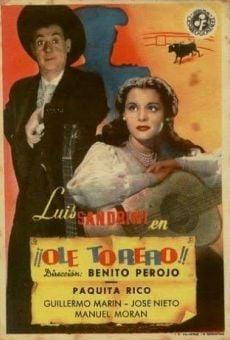 Ver película ¡Olé torero!