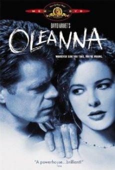 Ver película Oleanna